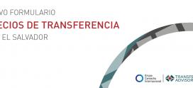 Nuevo formulario de Precios de Transferencia en El Salvador